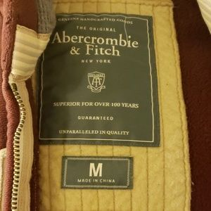 Abercrombie & Fitch Shirts - Abercrombie & Fitch mens full zip sweatshirt